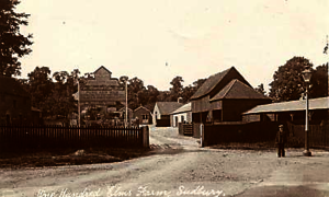 Hundred Elms Farm, c. 1920