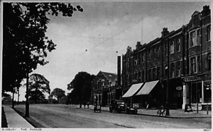 The Parade, Sudbury, c. 1930